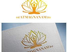 """#160 untuk """"Atmagnanam""""  - logo design contest oleh itsmanishmanu"""