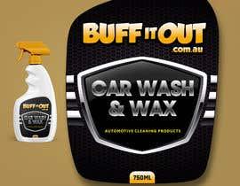 #42 cho Buff It Out Label Design bởi VisualandPrint