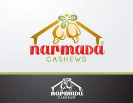 #43 for Design a Logo for Narmada Cashews af lokmenshi