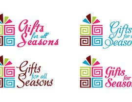 #86 para Design a Logo for Gift Shop por adryaa