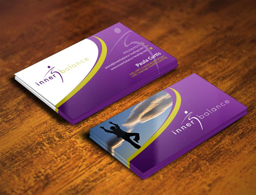 Contest Entry #                                        26                                      for                                         Design Some Business Cards for Therapeutic Massage Practice