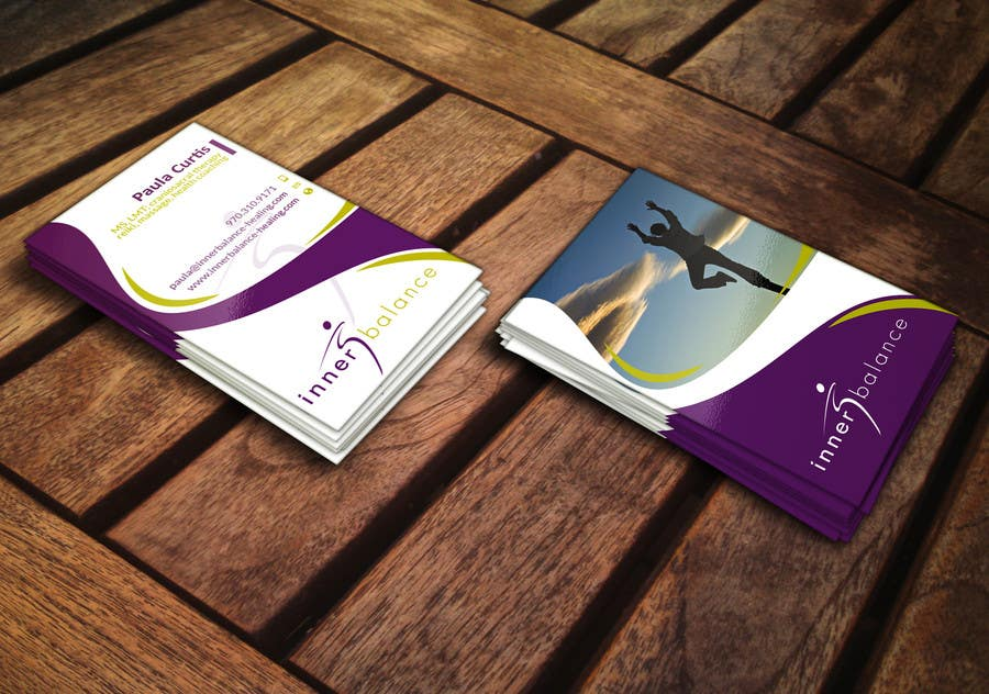 Contest Entry #                                        27                                      for                                         Design Some Business Cards for Therapeutic Massage Practice