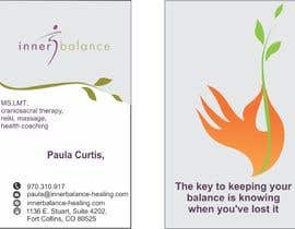 #18 cho Design Some Business Cards for Therapeutic Massage Practice bởi vijayrakholiya