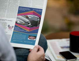 #2 for Design an Advertisement for Car Company af Naumovski