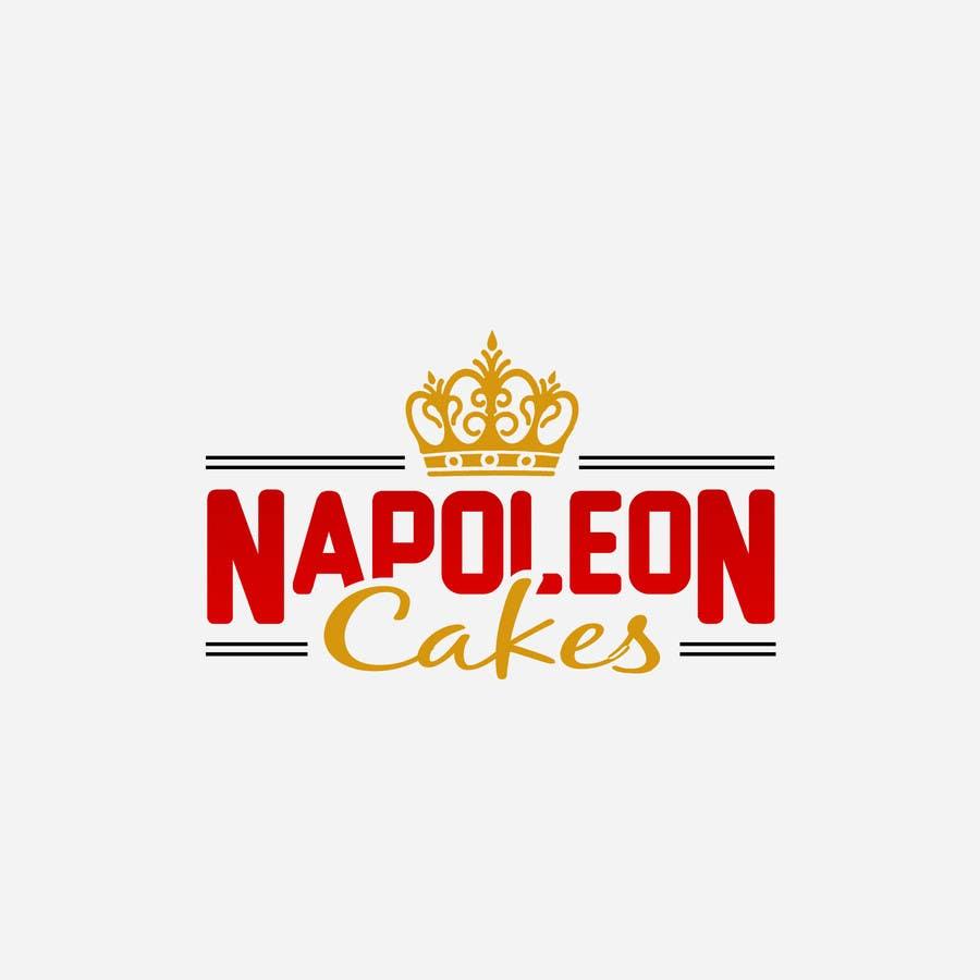 Bài tham dự cuộc thi #21 cho Design a Logo for 'Napoleon Cakes'