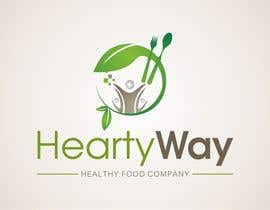 #112 for Need Logo for healthy food company af prasadwcmc