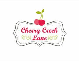 #50 para Design a Logo for an online retail shop called Cherry Creek Lane por violasziky