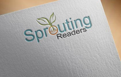 #9 untuk Design a Logo for Sprouting Readers oleh meshkatcse