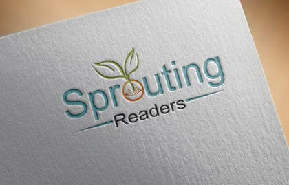 #10 untuk Design a Logo for Sprouting Readers oleh meshkatcse