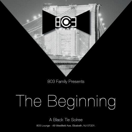 Bài tham dự cuộc thi #10 cho Design a Flyer for 803 family Soiree