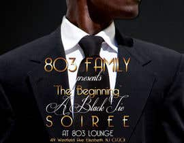 #44 cho Design a Flyer for 803 family Soiree bởi anatomicana