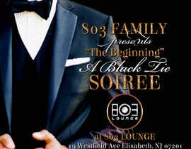 #66 for Design a Flyer for 803 family Soiree af anatomicana