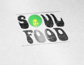 #19 for Design en logo for SoulFood by Keganmills16