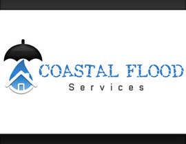 #37 untuk Design a Logo for Coastal Flood Services LLC oleh peaceonweb