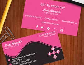 #5 for Design a branding stationery for my boutique af nnahar0709