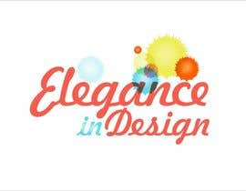 #36 for Design a Logo for Elegance in Design, LLC by iakabir