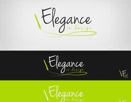 #53 para Design a Logo for Elegance in Design, LLC por Lozenger