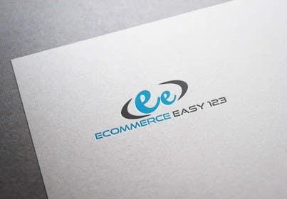 Nro 85 kilpailuun Design a Logo for Ecommerce Easy 123 käyttäjältä shitazumi