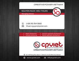 #176 para Design some Business Cards for CPVIET por ivegotlost