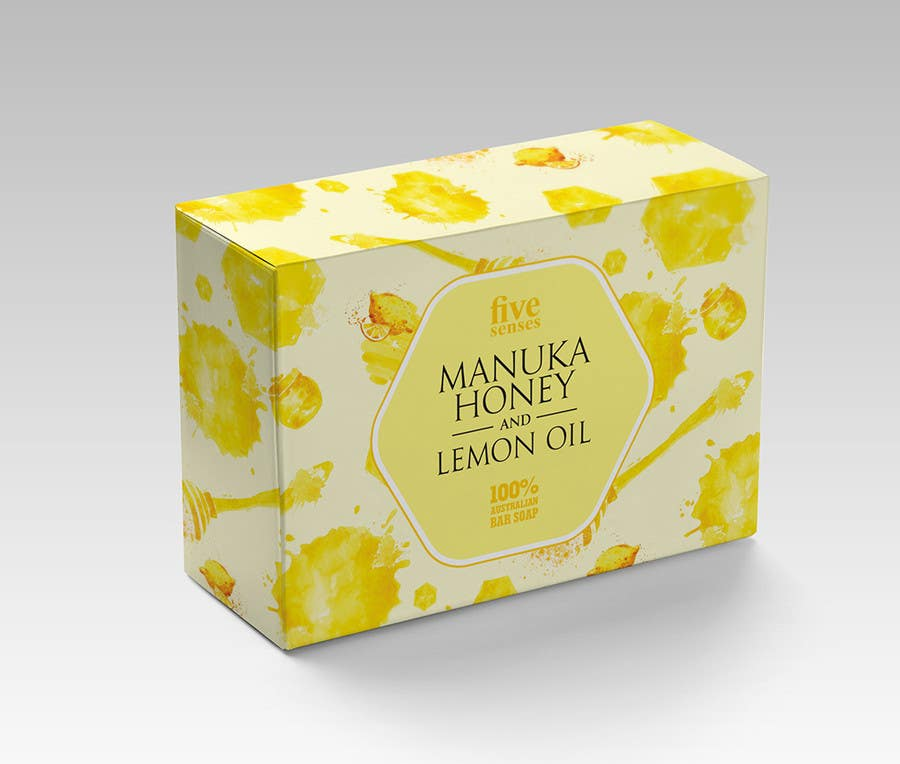 Contest Entry #                                        29                                      for                                         Create Print and Packaging Designs for Soap Bars