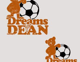 #19 para Design a Logo for DREAM FOR DEAN charity project - Need ASAP! por ralfgwapo