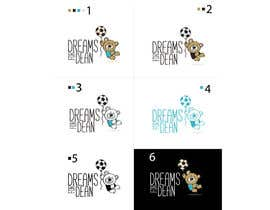 #48 para Design a Logo for DREAM FOR DEAN charity project - Need ASAP! por manuel0827