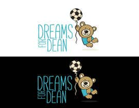 #78 para Design a Logo for DREAM FOR DEAN charity project - Need ASAP! por manuel0827