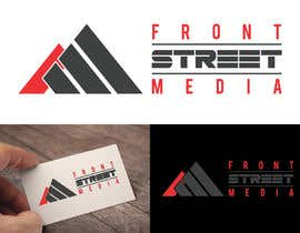 "#239 cho Design a Logo for ""Front Street Media"" bởi RebelliousDesign"