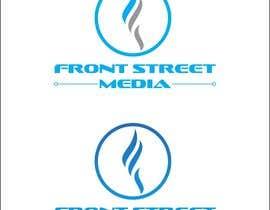 """#158 untuk Design a Logo for """"Front Street Media"""" oleh tengoku99"""