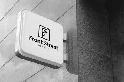 "#95 cho Design a Logo for ""Front Street Media"" bởi usmanarshadali"