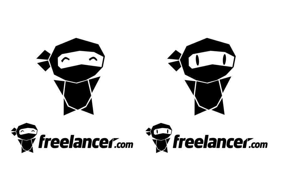 Konkurrenceindlæg #7 for Turn the Freelancer.com origami bird into a ninja !