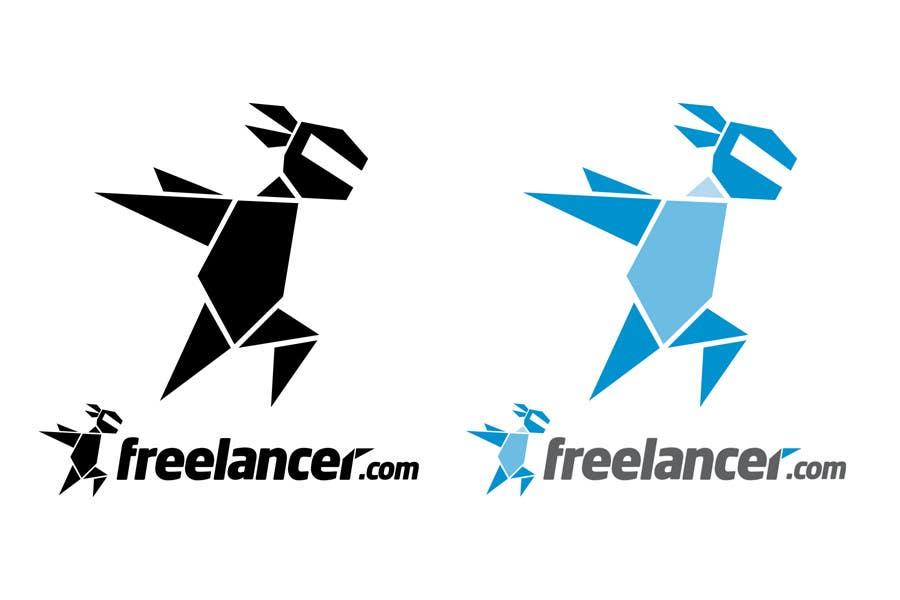 Contest Entry #                                        29                                      for                                         Turn the Freelancer.com origami bird into a ninja !