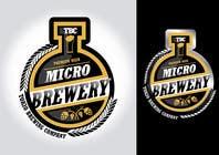 Design a Logo for a Microbrewery (Beer) için Graphic Design41 No.lu Yarışma Girdisi