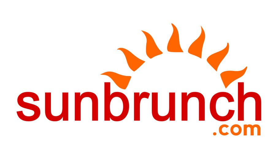 #23 for Logo design for Sunbrunch by waraira81