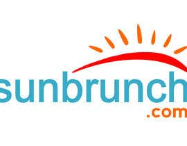 #24 para Logo design for Sunbrunch por waraira81