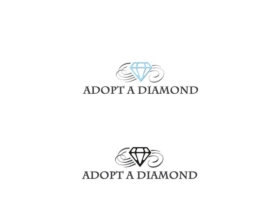 Contest Entry #                                        91                                      for                                         Design a Logo for Diamond Ring Website