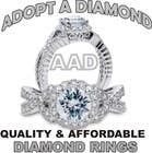 Graphic Design Contest Entry #7 for Design a Logo for Diamond Ring Website