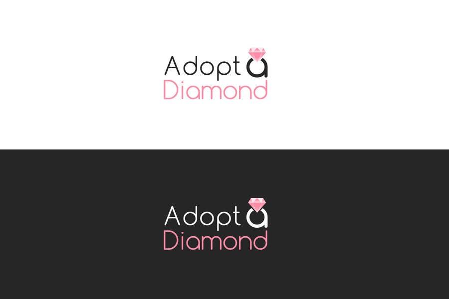 Contest Entry #                                        20                                      for                                         Design a Logo for Diamond Ring Website