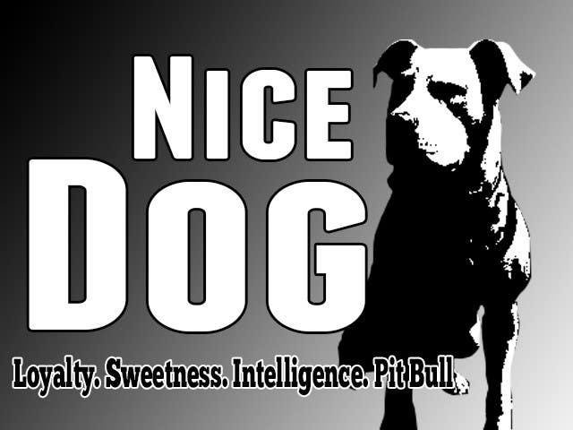 Konkurrenceindlæg #27 for Logo image for Pit Bull dog brand