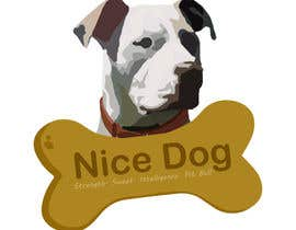 #10 for Logo image for Pit Bull dog brand by krisrimar