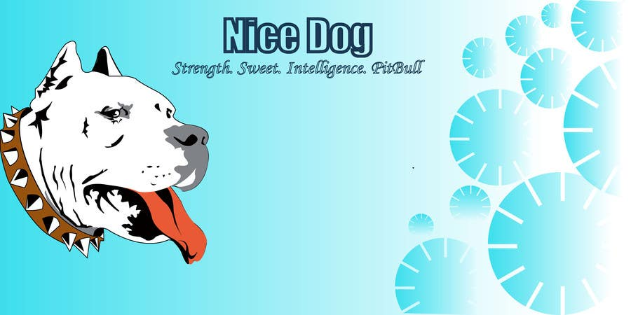 Contest Entry #28 for Logo image for Pit Bull dog brand