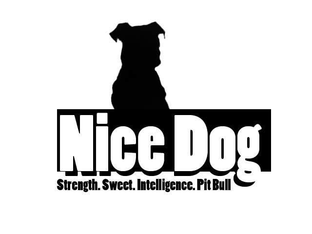 Kilpailutyö #4 kilpailussa Logo image for Pit Bull dog brand