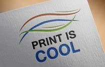 """Logo for a blog """"print is cool"""" için Logo Design110 No.lu Yarışma Girdisi"""