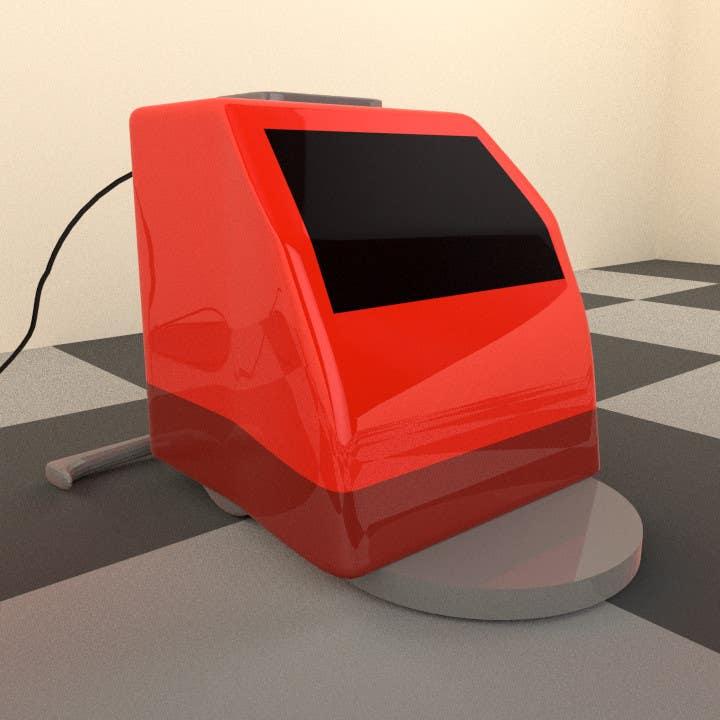 Konkurrenceindlæg #                                        8                                      for                                         Designe for an industrial cleaner