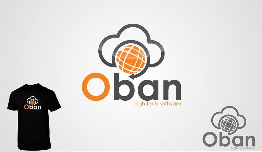 Inscrição nº 22 do Concurso para Design a Logo for Oban