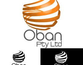 #1 for Design a Logo for Oban by rogeriolmarcos