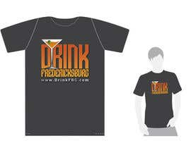 #131 for Design a Logo for Drink Fredericksburg, an entertainment website af alfonself2012