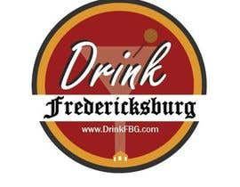 #127 untuk Design a Logo for Drink Fredericksburg, an entertainment website oleh jackmillen92