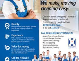 #15 for Design a flyer for a house cleaning company by ssergioacl