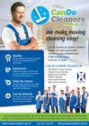 Graphic Design Konkurrenceindlæg #16 for Design a flyer for a house cleaning company